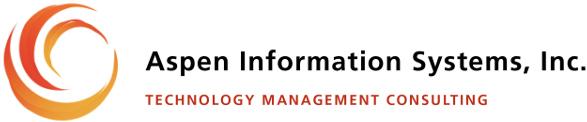 aspeninfosys.com Logo